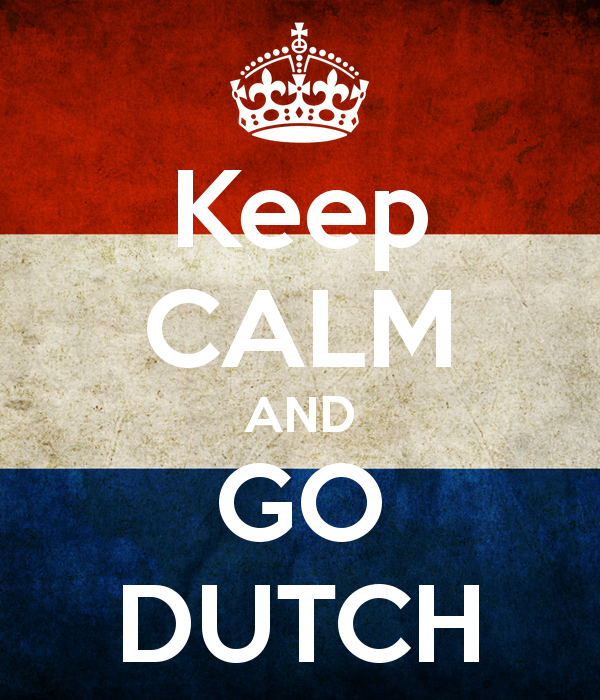 do you go dutch when dating